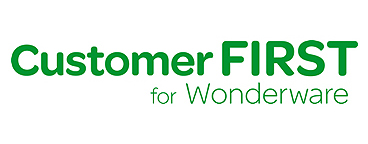 Wonderware Customer First Support, zákaznická podpora